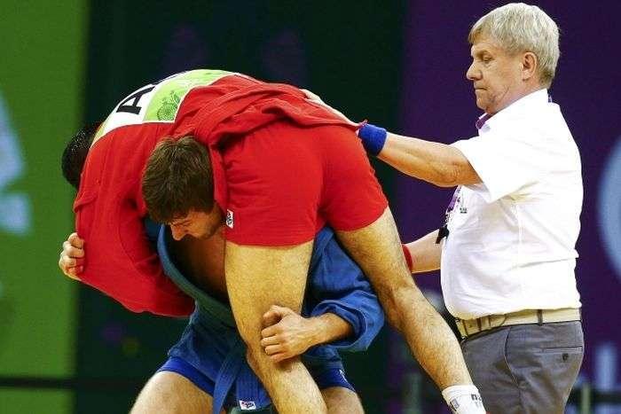 Білоруський самбіст Степан Попов виявив справжню спортивну солідарність (3 фото + відео)