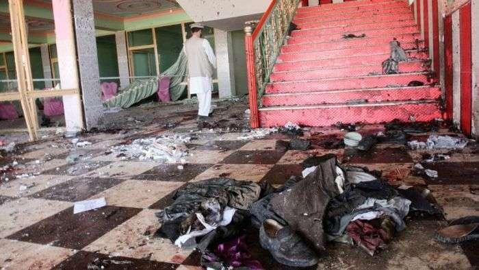 Перестрілка на весіллі в Афганістані забрала життя 21 людини (3 фото)