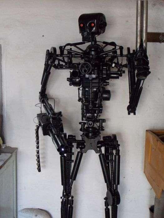 Саморобний эндосклет з непотрібного металобрухту (15 фото)