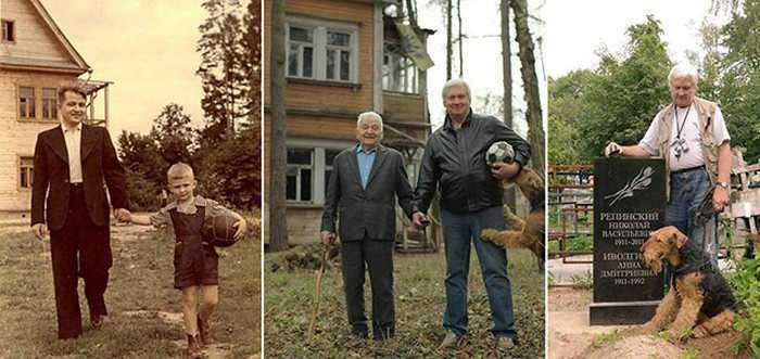 Фотографії з розряду «тоді і зараз» (31 фото)