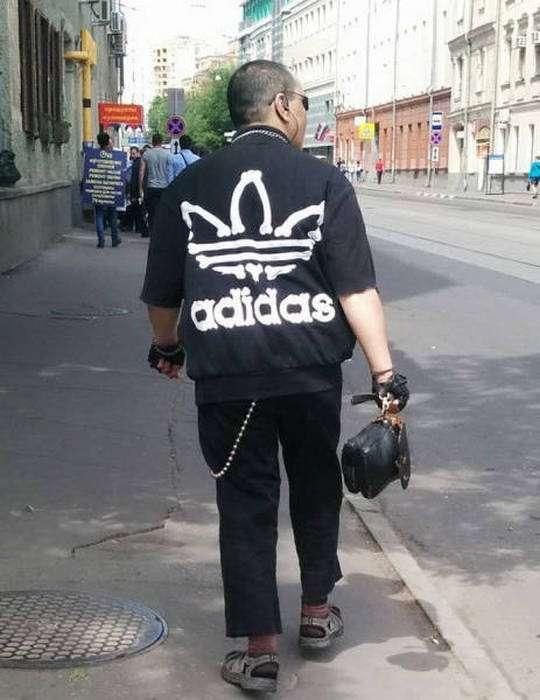 Фото, які можливо було зробити тільки в Росії. Частина 7 (45 фото)