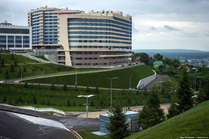 Як виглядає Уфа за лічені дні до самітів ШОС і БРІК (63 фото)