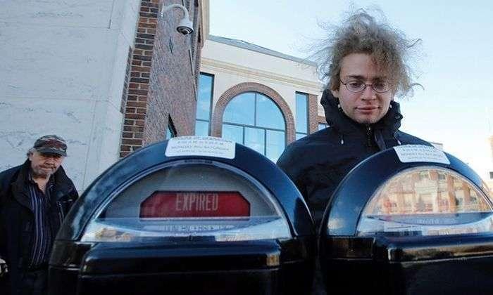 Особливості паркування перед своїм приватним будинком у США (4 фото + текст)