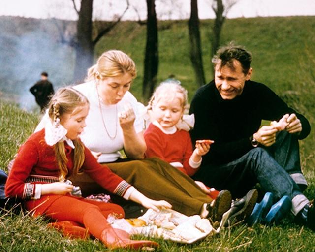 Знаменитые отцы и их дети