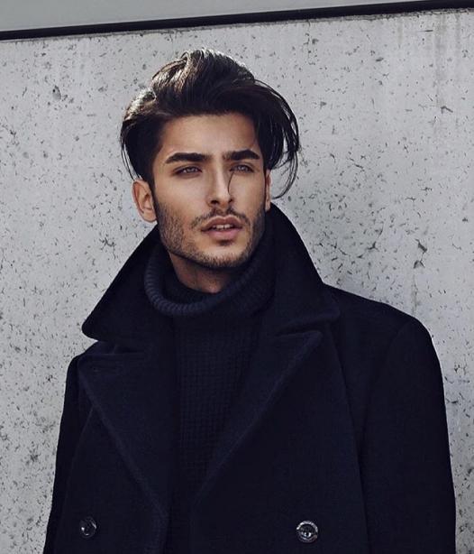 «Мистер Эталон»: этот мужчина настолько красив, что женщины не могут отвести от него взгляд заморские звезды,красота,модельный бизнес,Тони Махфуд,шоубиz,шоубиз