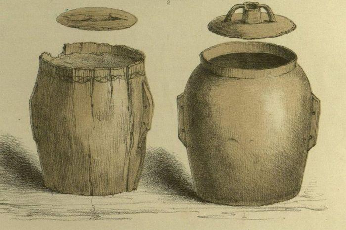 Почему древние люди хранили сливочное масло в болоте факты