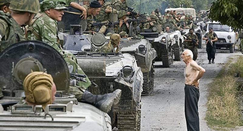 Набор «преступлений». В чём Грузия обвиняет Россию? геополитика