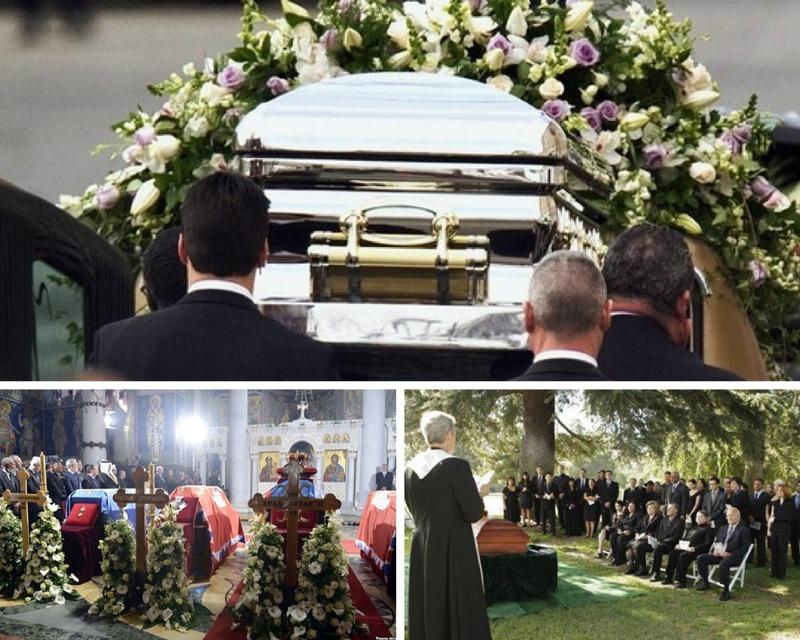 Сколько стоят похороны в США и как к ним готовятся Интересное