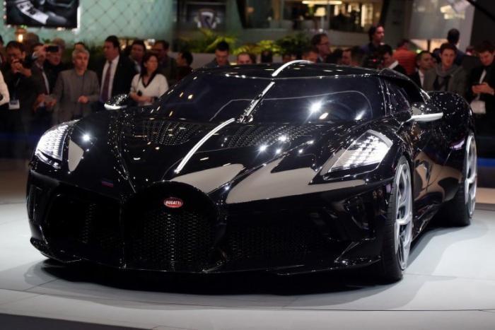 Как выглядит единственное в мире авто за 825 000 000 рублей авто,мото,техника, Авто и мото