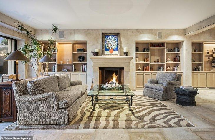 Продается дом Фрэнка Синатры на пляже Малибу за 12,9 миллиона долларов знаменитости,звезды,известные люди, Знаменитости