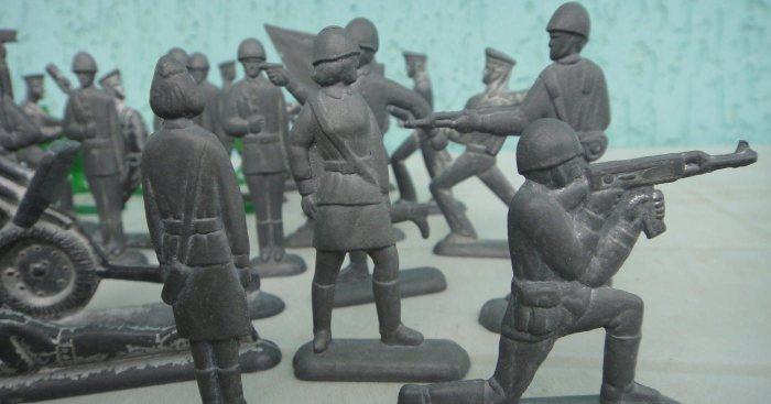 Детские игрушки советских времен Интересное
