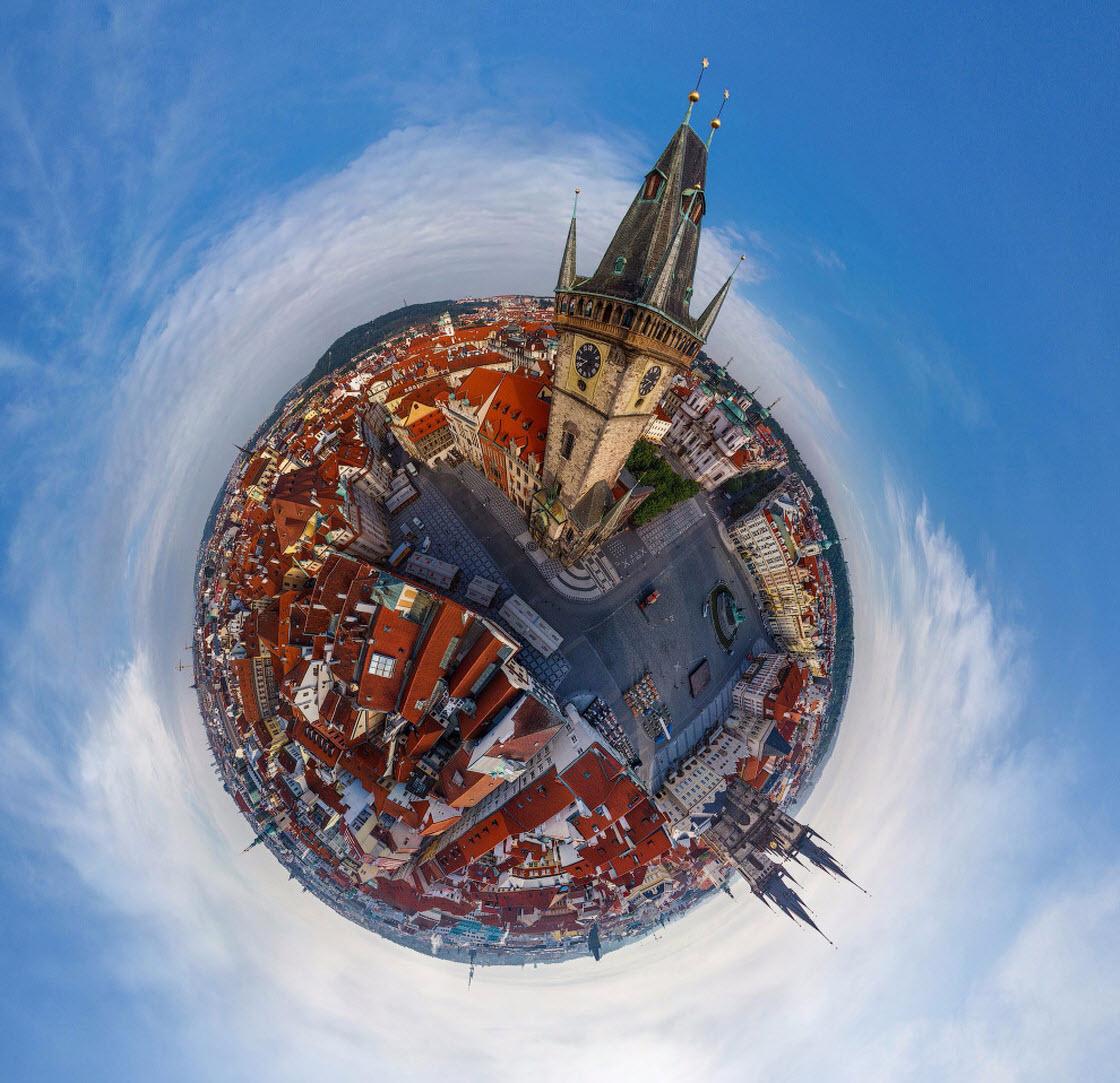 Сферический мир искусство