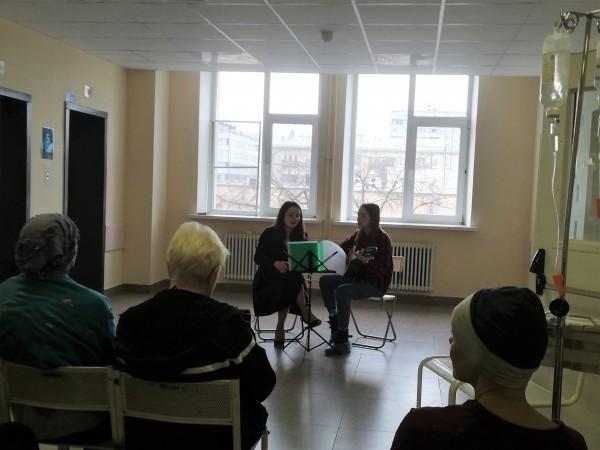 8 марта в НМИЦ Гематологии - один день из жизни сотрудника Фонда борьбы с лейкемией. женщина