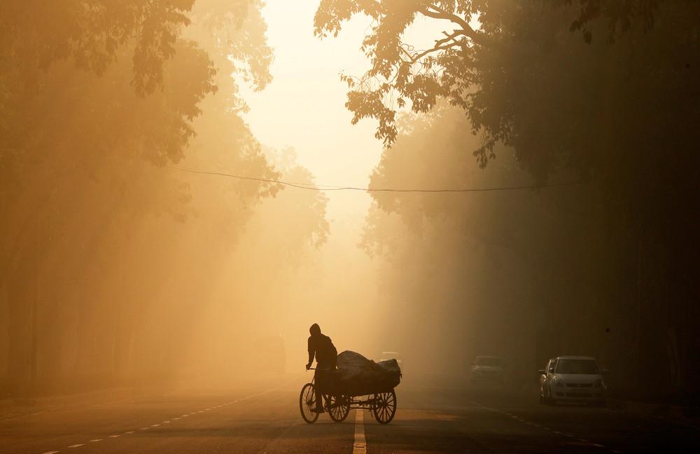 Интересные фотографии из Индии. МиР