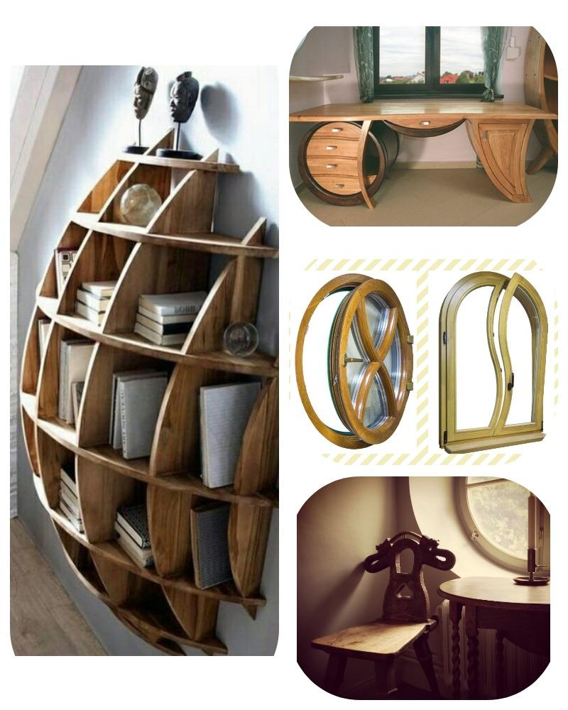 Как вписать в интерьер мебель из дерева Вдохновение