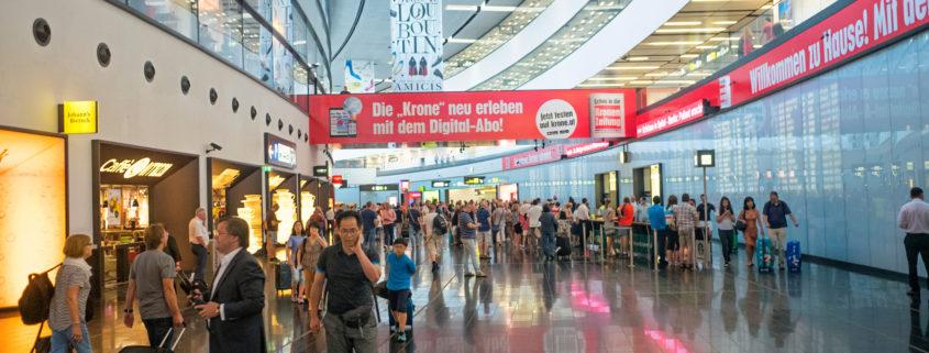 Как доехать из аэропорта Вены до Вены: все способы путеествия, Путешествие и отдых