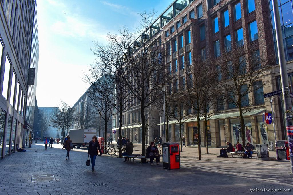 Типичная Германия и нетипичный Гамбург путешествия