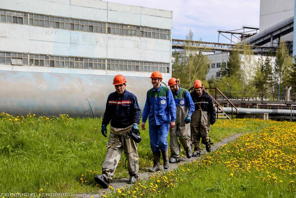 Новосибирская ТЭЦ-5 энергетика