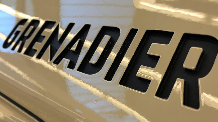 Внедорожник Ineos Grenadier будет оснащён моторами BMW авто,мото,техника, Авто и мото