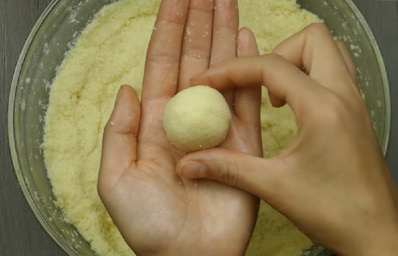 Руководство по приготовлению домашних «Рафаэлло» Кулинария