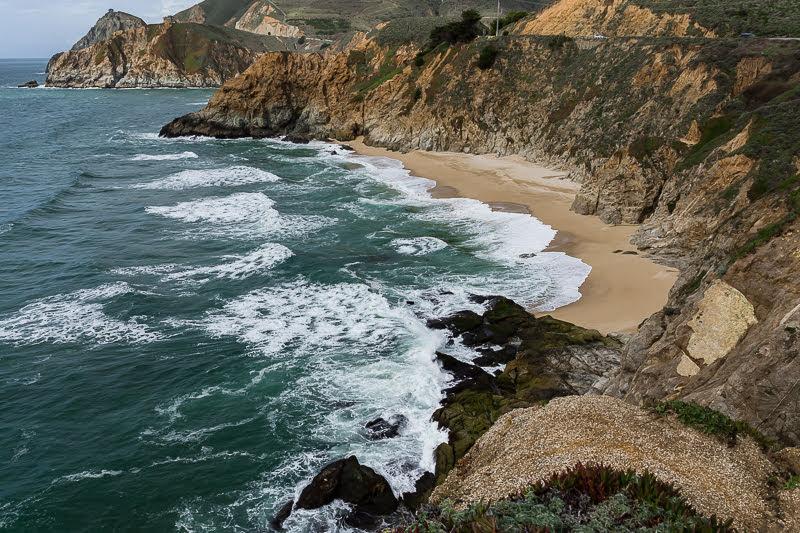 Калифорния. Half Moon Bay