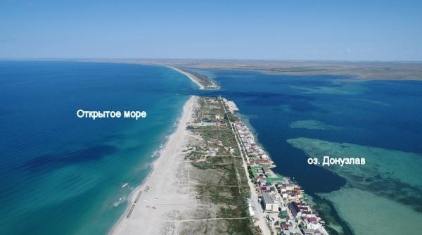 В Крыму ведется строительство большой фермы по производству мидий события, Новости