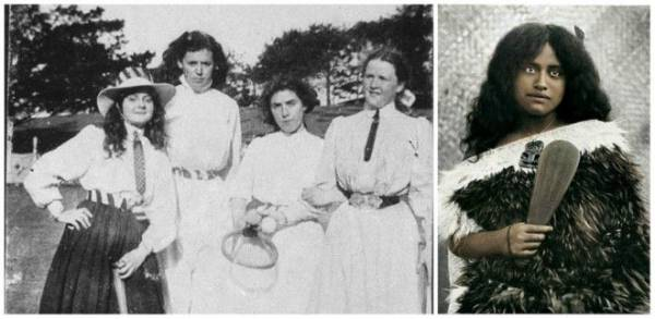 Даешь молодежь: как выглядели подростки из разных стран 100 лет назад Интересное