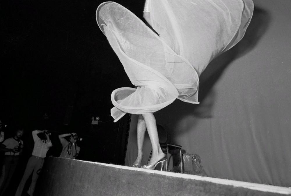 Стриптиз-клубы Чикаго 70-х годов на снимках Майкла Абрамсона МиР