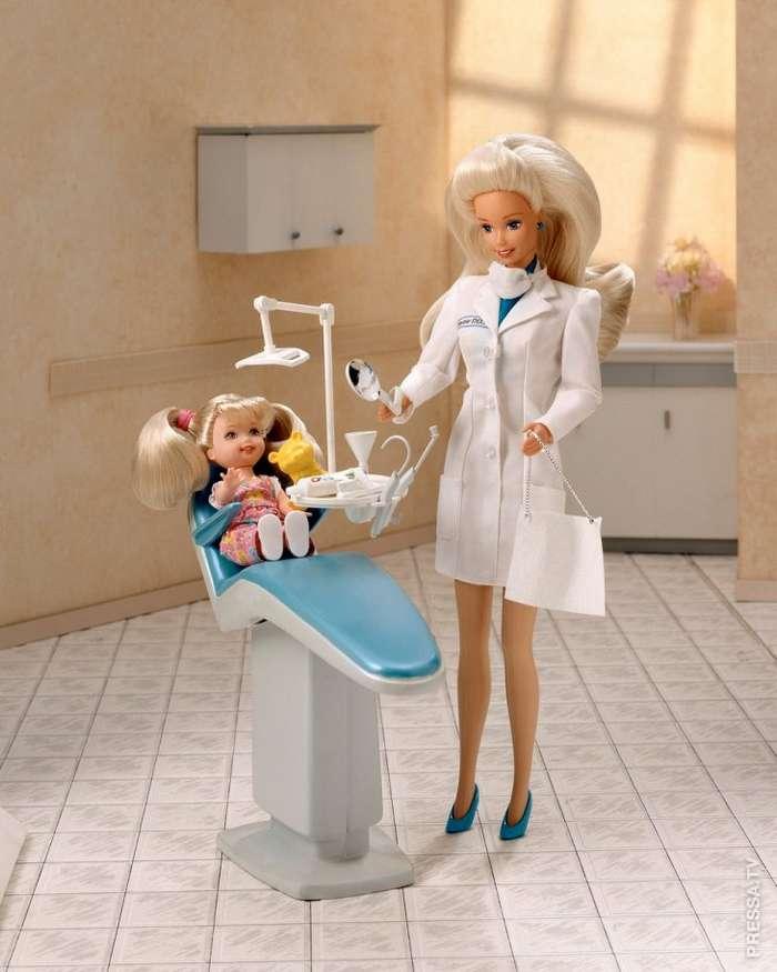 Барби в этом году исполняется 60 лет Интересное