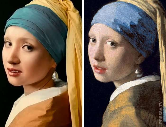 Китайский визажист Хэ Юйхун может перевоплотиться в кого угодно Интересное