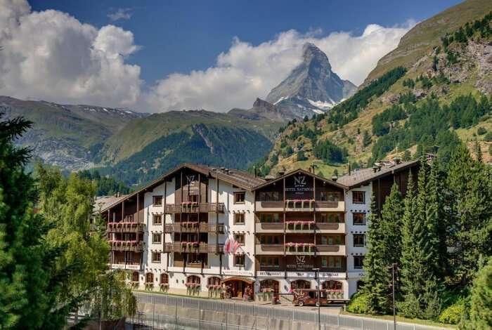 Жить в Швейцарии   Интересное