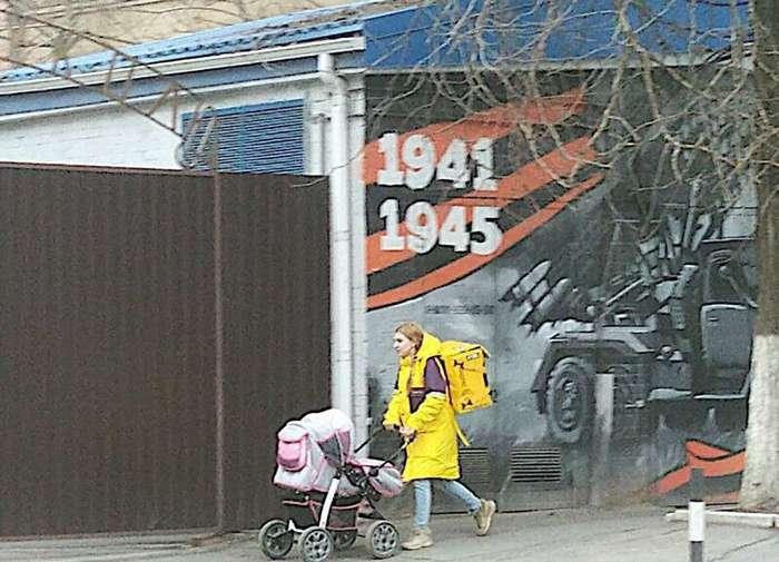 Юная мама из Ростова стала курьером «Яндекс.Еды» и прославилась в первый же день работы   Интересное
