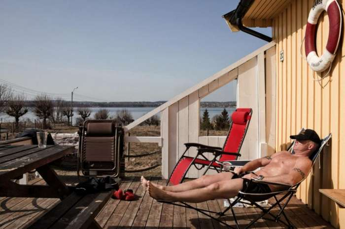 Живут припеваючи: тюрьма в Норвегии для отъявленных преступников больше похожа на курорт Интересное
