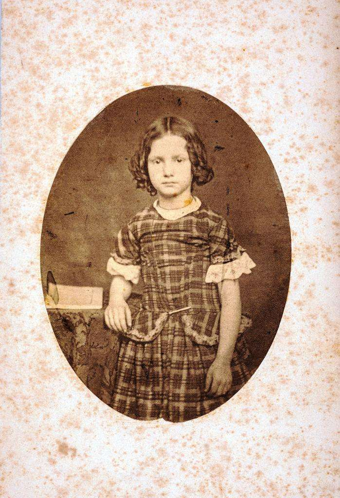 Как фото 7-летней девочки помогло рабам в борьбе за свободу Интересное