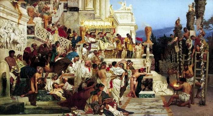 Просто о сложном: многовековая история Древнего Рима за 20 минут   Интересное