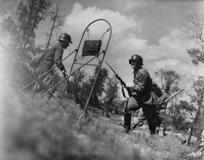 Штыковые атаки советской армии в Великую Отечественную   Интересное