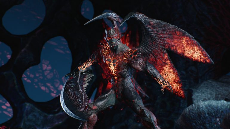 Devil May Cry 5: Pull My Devil Trigger action