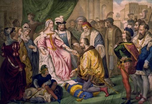 Забытые женщины Колумба Война и мир