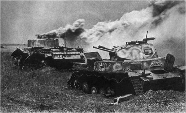 5 впечатляющих боевых историй Великая отечественная война