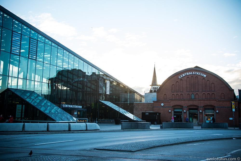 Как добраться из Швеции в Данию за 30 минут и 850 рублей: фотопособие