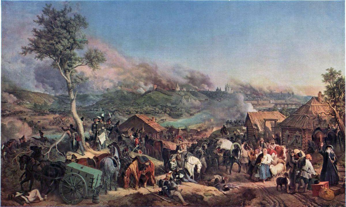 Что ждало бы Россию в случае победы Наполеона
