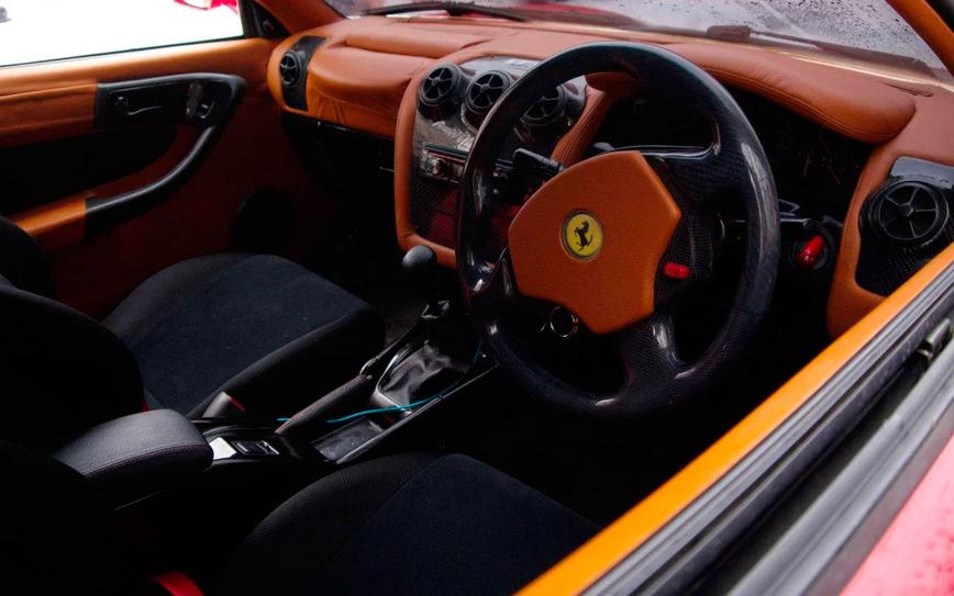 Этот Ferrari F430 продается в России всего за 490 тысяч рублей Марки и модели