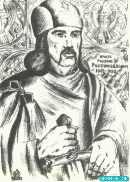 За что Рюрик убил Илью Муромца? И где хранится средний палец богатыря?