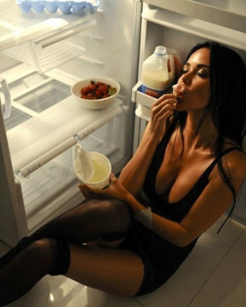 Синдром ночного аппетита: волшебство заканчивается в полночь диета и фитнес