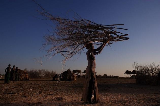 Африканская экзотика в фотографиях Брента Стиртона Африка