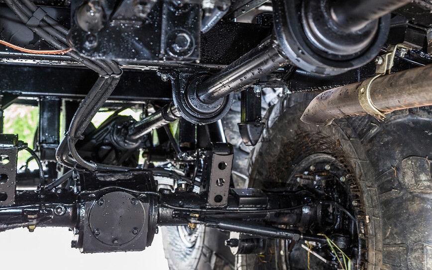 УАЗы, которые превратили во внедорожники под названием Ямал Т-64, поражают своей ценой внедорожники