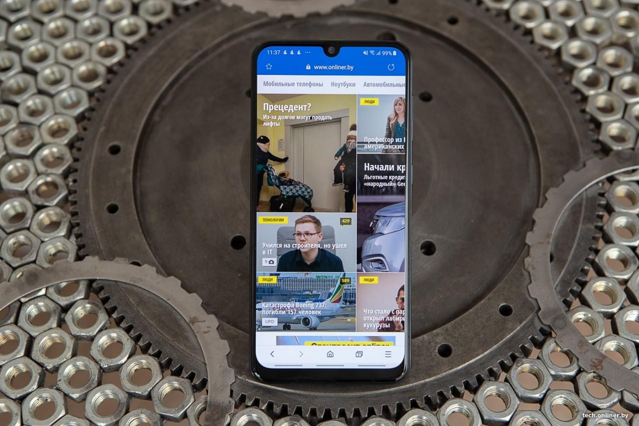 Samsung Galaxy A30 хочет стать вашим смартфоном. Все «за» и «против» samsung galaxy a30