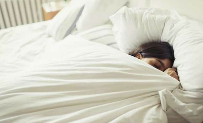 Опасные сигналы, которые тело подает во сне Культура