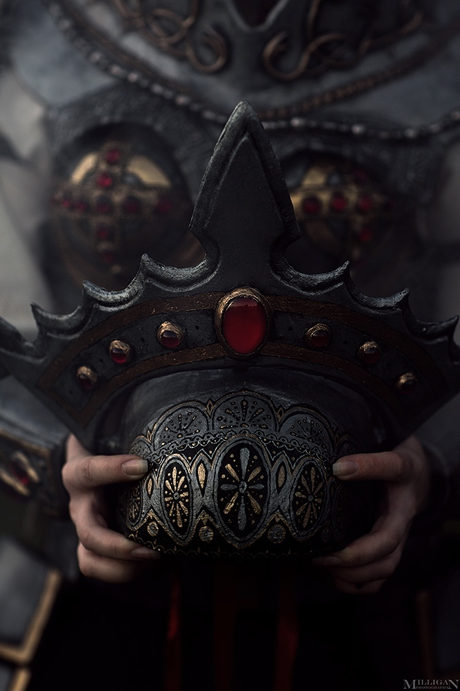 Косплей: Царевна Несмеяна Игры