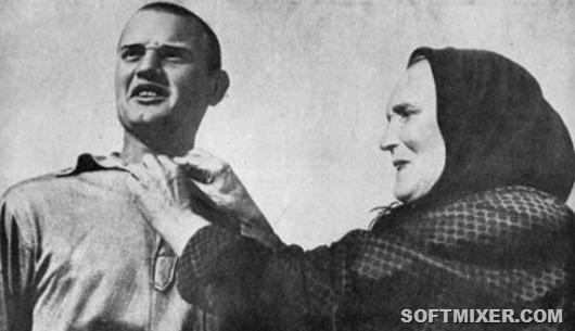 Как призывали в Советскую армию Война и мир